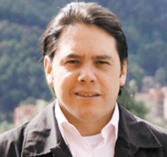 Carlos Eduardo Huertas :